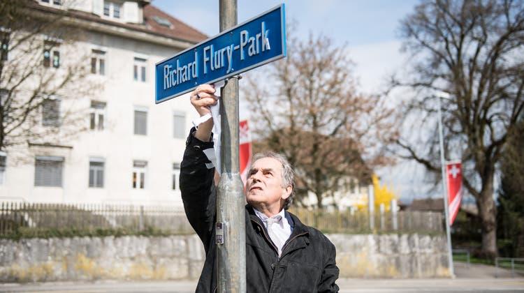 Ein Teil des Nachlasses von Richard Flury wird der Gemeinde geschenkt