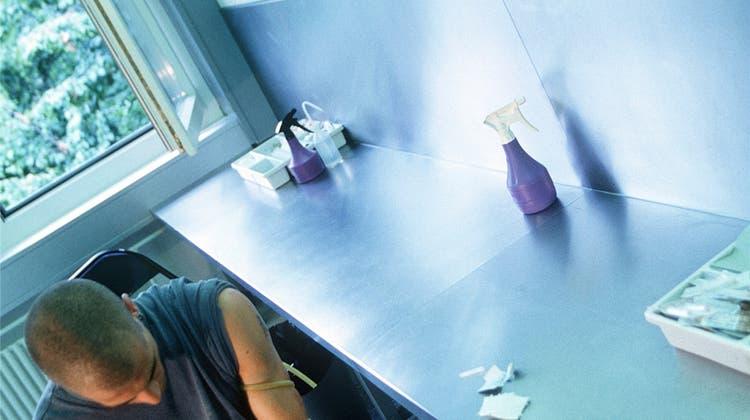 Kontakt- und Anlaufstelle für Drogensüchtige nimmt Betrieb im Dreispitz wieder auf