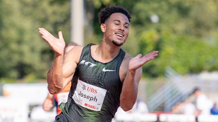 Regionale Meisterleistungen: Jason Joseph mit neuem Rekord