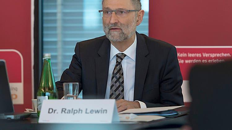 Ralph Lewin und Andreas Sturm treten aus Bankrat der BKB zurück