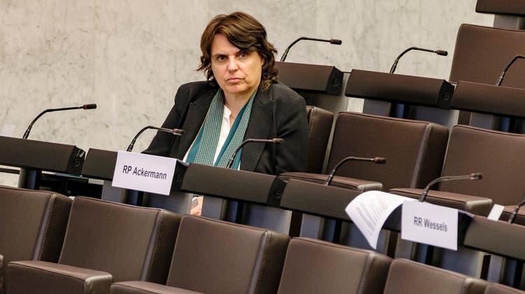 Verpasster Befreiungsschlag: Basler Regierungspräsidentin unter Beschuss