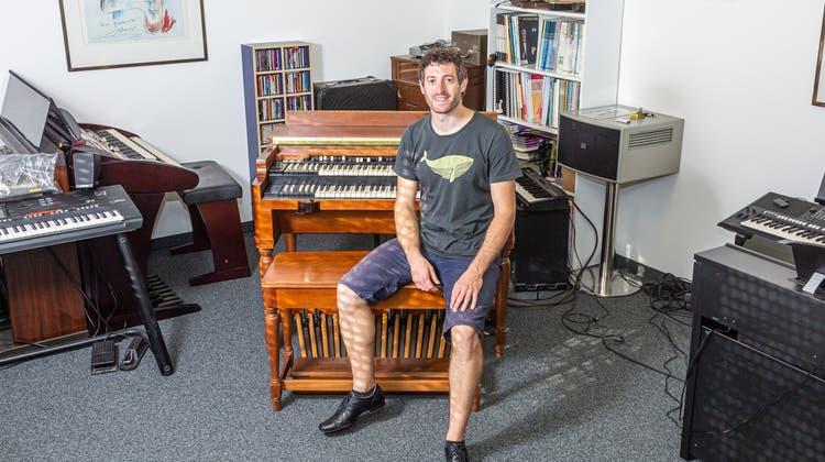 Wo Musik und Elektrotechnik aufeinandertreffen: Die Hammondorgel