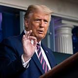 Trump: Impfstoff für jeden Amerikaner im April
