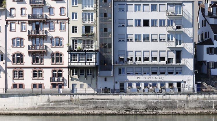 Basler Traditionsbeiz «Vierter König» an der Rheinpromenade wird kulinarisch lokal und gutbürgerlich
