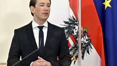Österreichs Regierung will den Teil-Lockdown verschärfen