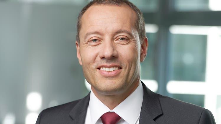 Gesundheitsamt neu organisiert — Peter Eberhard wird neuer Chef