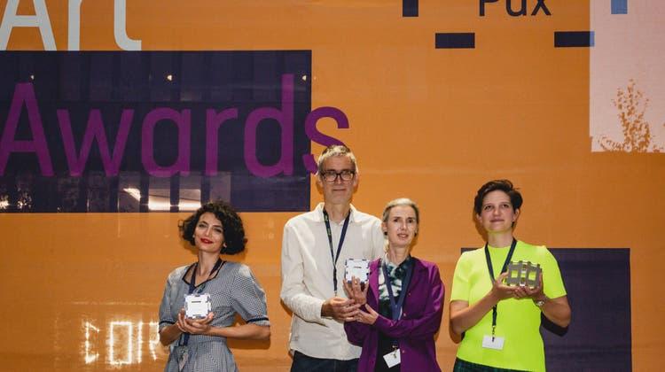 Art Pax Awards für Studer / van den Berg