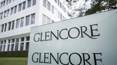 Der Hauptsitz der Rohstoffhandelsfirma Glencore in Baar. (Keystone (Bild: 23. Juli 2018))