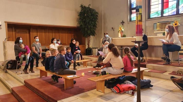 Ökumenischer Kindergottesdienst Chinderfiir