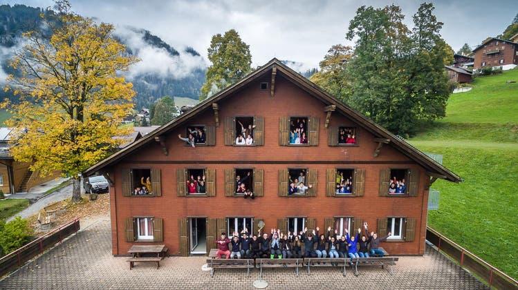Herbstlager Cevi Derendingen: Schweizer Highlights