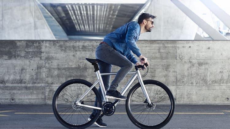 Hat Mercedes das E-Bike des Solothurner Start-ups «Asfalt» kopiert?