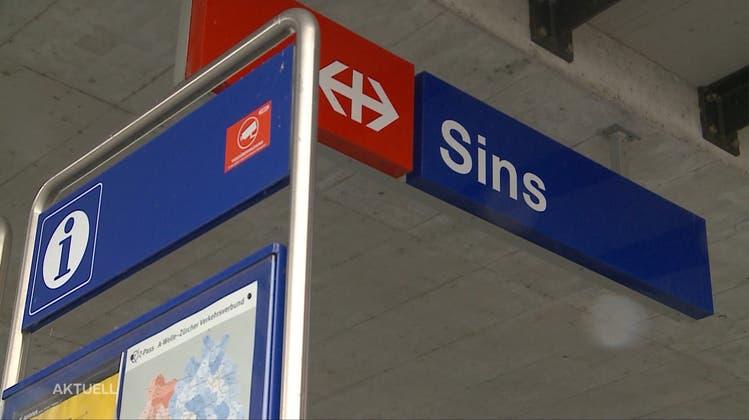 Nach Streit am Bahnhof Sins: Mann nach Schaffhausen entführt – Polizei sucht Zeugen
