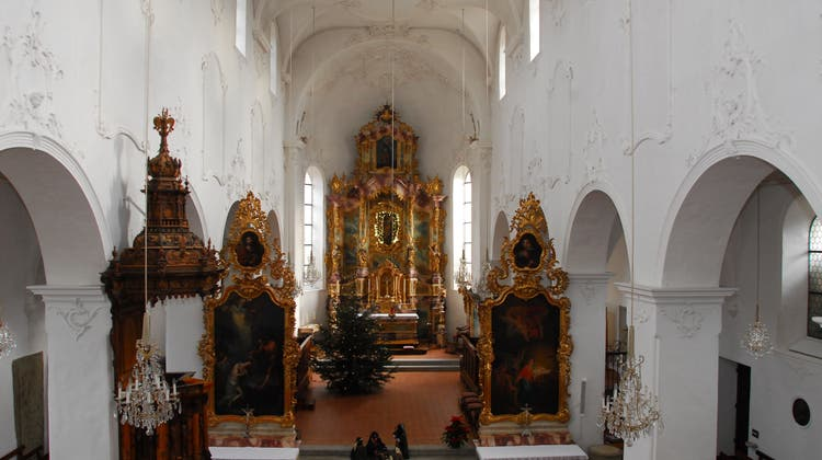 In Schönenwerd findet ein Orgelkonzert mit dem renommierten Organisten Martin Sander statt