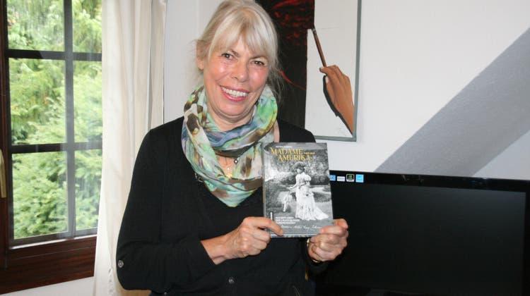 Sie lässt uns am zwiespältigen Leben von Mary Codman, der «Madame aus Amerika» teilhaben