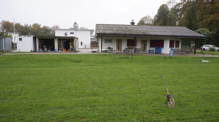 Der Gemeinderat unterstützt das Erweiterungs- und Sanierungsprojekt des Klubhauses