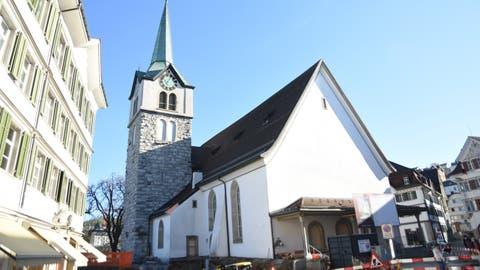 Die Reformierte Kirche Herisau: Auch die Finanzen müssen aufgefrischt werden. (Bild: PF)