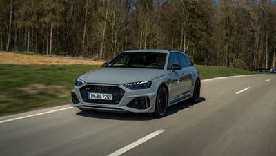 Audi RS4 (Bild: HO)