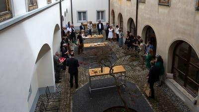 Peter Durrer, Gastgeber des«Culinarium Alpinum» in Stans. (Bild: PD)