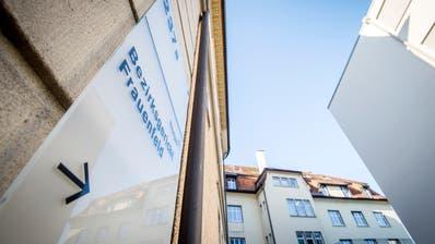 Das Bezirksgericht Frauenfeld an der Zürcherstrasse. (Reto Martin)