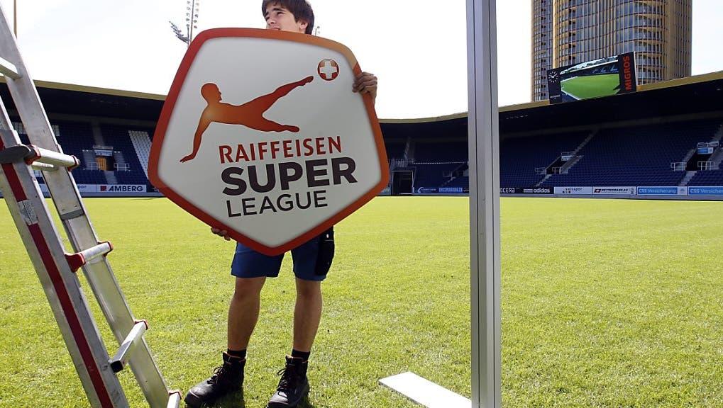 Credit Suisse übernimmt Titelsponsoring der Super League