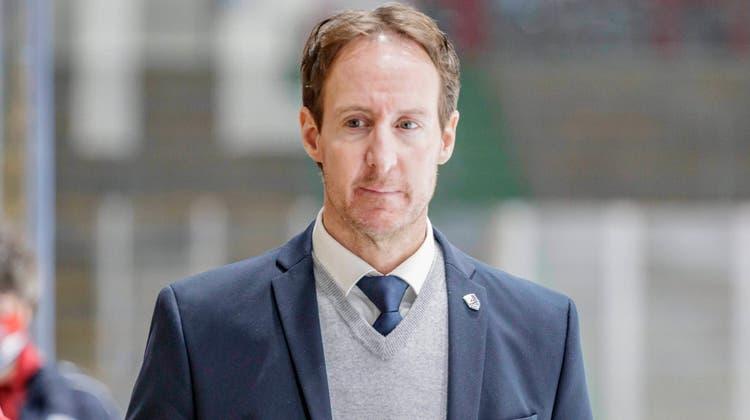 Michel Zeiter hat bei den Heilbronner Falken ein neues Kapitel in seiner Trainerkarriere begonnen. (Bild: Jürgen Kessle/ Imago (Frankfurt, 13. November 2020))