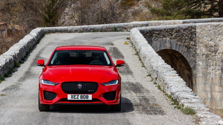 Jaguar XE (Bild: HO)