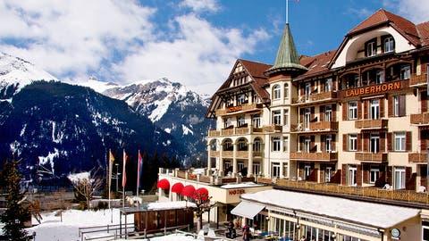 Arenas Resort Victoria-Lauberhorn in Wengen