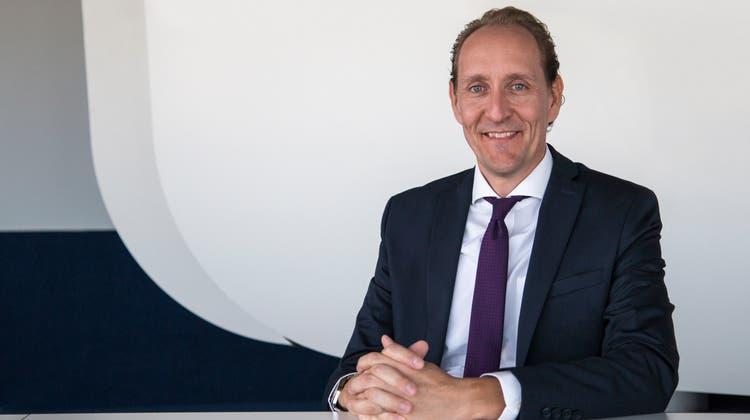 Dieter Vranckx bringt über 20 Jahre Erfahrung in der Branche mit. (HO: Swiss)