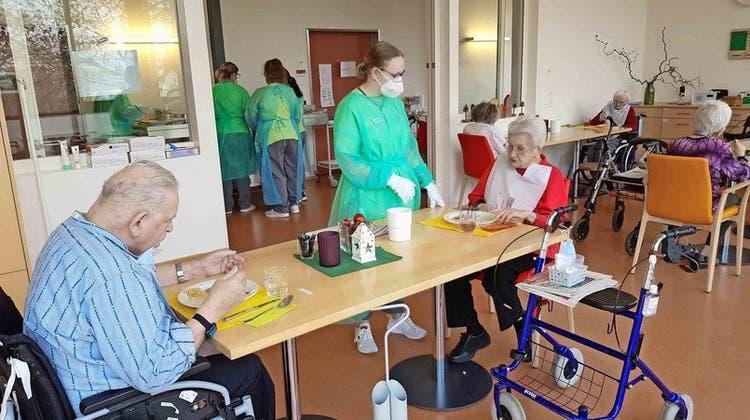 13 Fälle bei Mitarbeitenden und Bewohnern: Pflegeheim nimmt Kampf gegen Corona auf