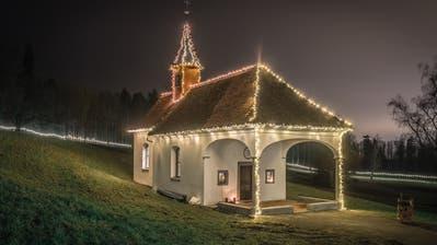 Die Kapelle Heiligkreuz. (Bild: PD)