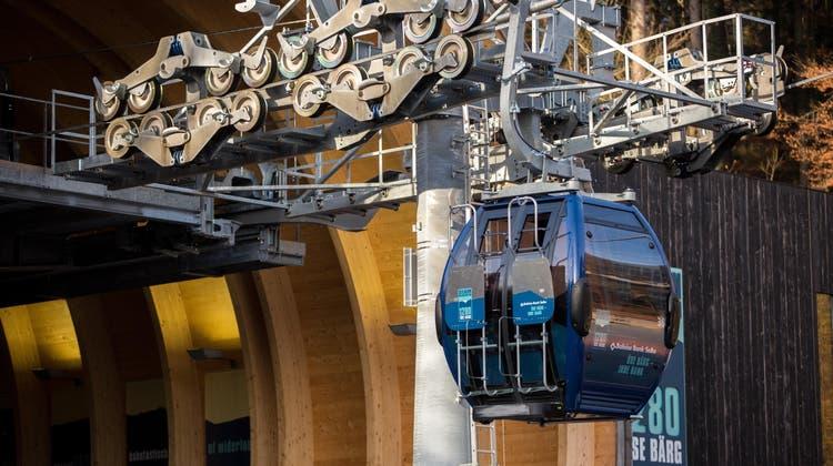 Seilbahnrevision steht an: Unter der Woche fährt keine Gondel auf den Solothurner Hausberg