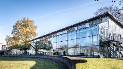 Die Sekundarschule Bürglen. (Bild: Andrea Stalder (Bürglen, 13. November 2020))