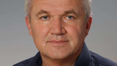 Mirko Kelebuda, Stadtrat, SP, noch bis Ende Mai 2021 (Bild: PD)