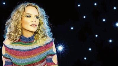 Von wilden Disconächten kann Kylie Minogue derzeit nur träumen. (Charlie Gray / BMG)