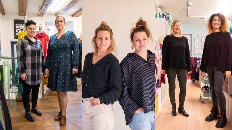 Bewusst einkaufen: Diese Unternehmerinnen setzen auf nachhaltige Mode