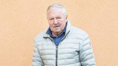 Hans-Peter Neuweiler, Kandidat für die Gemeinderats-Ersatzwahl (Bild: Thi My Lien Nguyen)