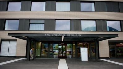 Im Kantonsspital Obwalden gibt es keine Intensivabteilung. (Archivbild:Obwaldner Zeitung)