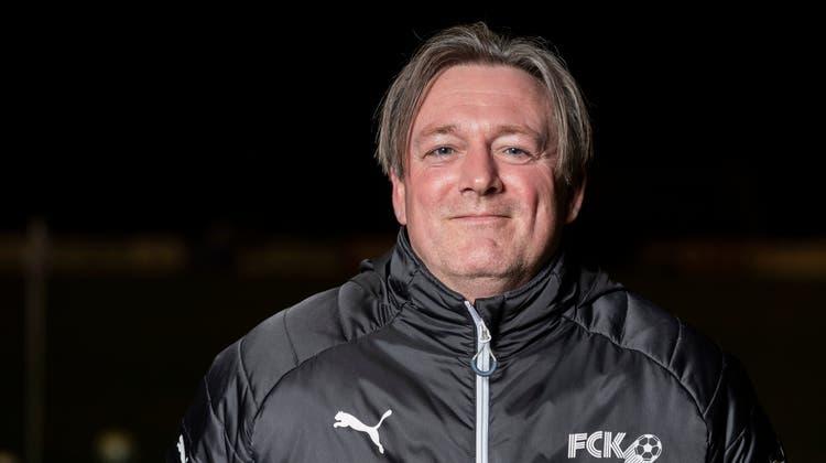 Marco Wüst wirft das Handtuch: Der FC Kölliken braucht einen neuen Trainer