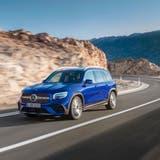 Mercedes-Benz GLB (Bild: HO)