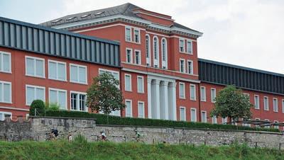 Das Kollegium St.Fidelis in Stans. (Bild: Matthias Piazza)