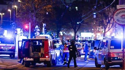 Terroranschlag in der Wiener Innenstadt:Ein Angreifer soll auf der Flucht sein – unser Korrespondent über die Situation am Montagabend