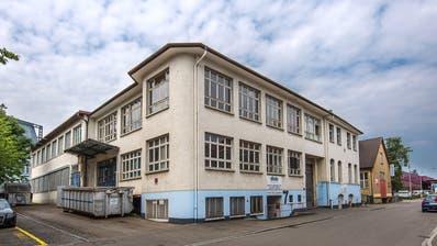 Der inzwischen geschlossene Business-House-Betrieb Remetex im Industriequartier von Rorschach. (Michel Canonica (8. Juli 2018))