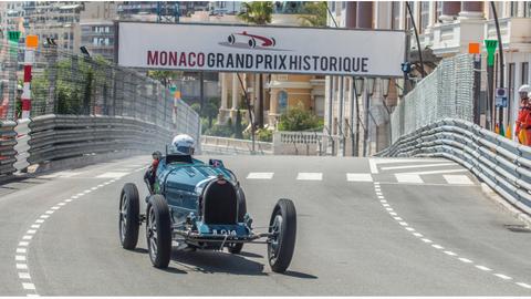 Monaco, Grand Prix Historique - April 2021