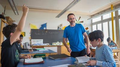 Kirchliche Lehrpersonen sind im Kanton St. Gallen künftig nur noch im Religionsunterricht erwünscht – nicht aber im Fach «Ethik, Religionen und Gemeinschaft». (Bild: Andrea Stalder)