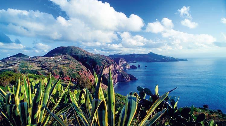 Liparschen Inseln (©Fototeca ENIT Vito Arcomanol)