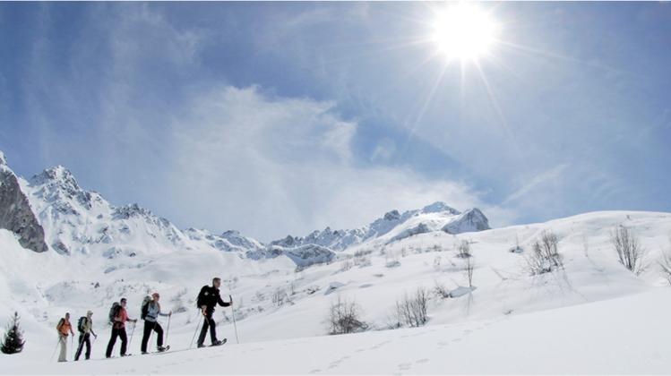 Genuss-Skitouren für EinsteigerInnen- Januar / Februar 2021