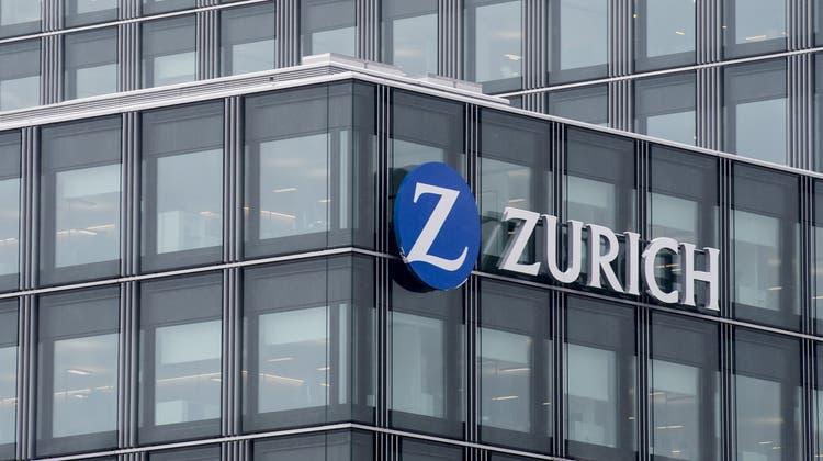 Die Zurich Versicherung will offenbar weiter in den US-Amerikanischen Markt vorstossen. (Keystone)