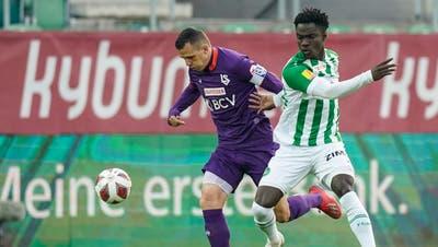 Der Ticker zum Nachlesen: Der FC St.Gallen und Lausanne trennen sich2:2