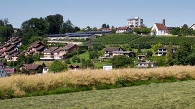 Hünenberg: Die Gemeinde im Ennetsee mit Sicht auf die Weinrebenkapelle. (Bild: Stefan Kaiser (15. Juli 2020))