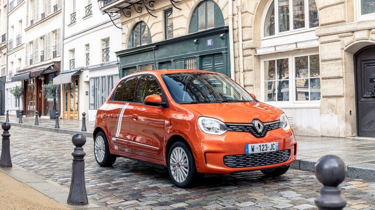 Renault Twingo electric (Bild: HO)